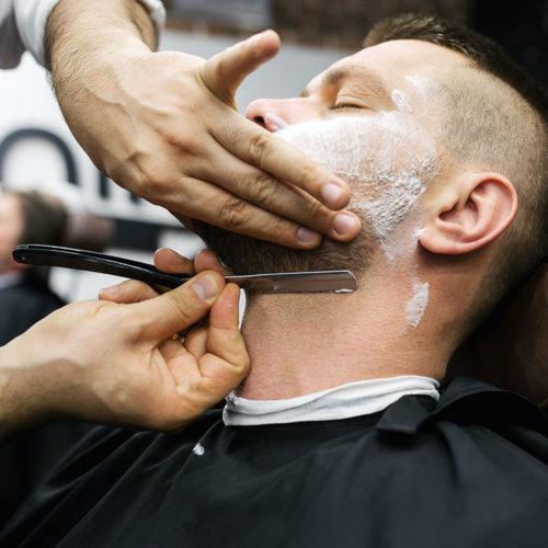 Классическое бритье