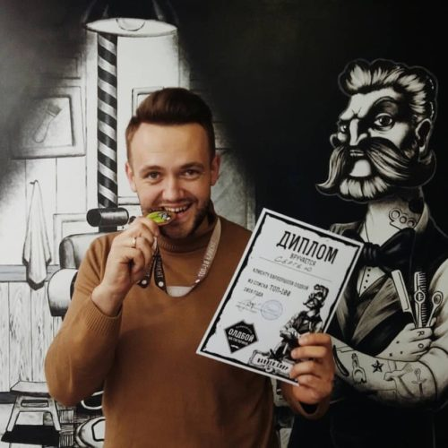 Сергей Черешко, ведущий, top7gomel